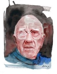 Philip - watercolour