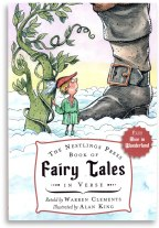 Fairy Tales - a book of rhyming verses by Warren Clements