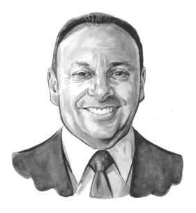 Executive - Watercolour